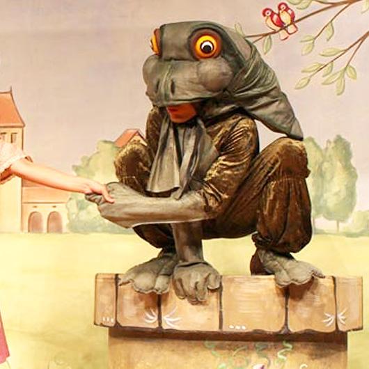 De Froschkönig